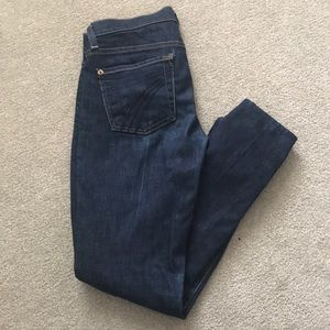 7 for all Mankind Dojo skinny jean